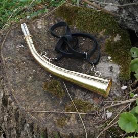 Corne de chasse 37cm sans pavillon